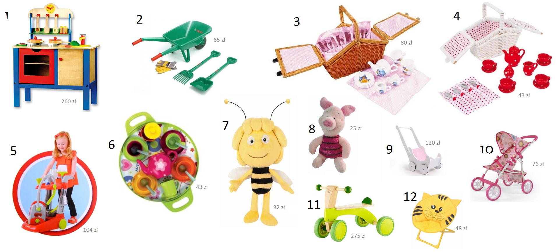 Pomysł na prezent na Dzień Dziecka (18-24 miesiące).