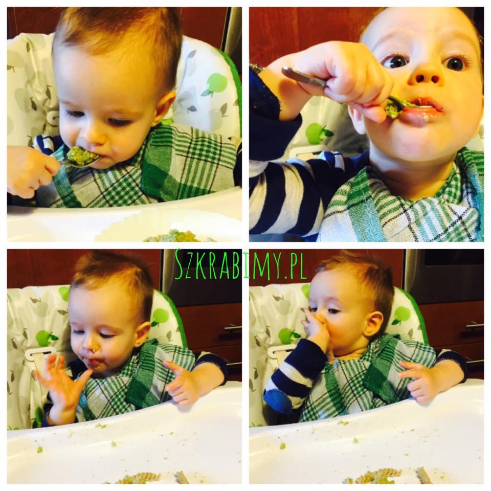 Pesto brokułowo – orzechowe zaskakująco dobre!