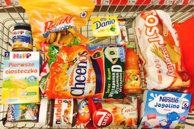 Parszywa 12stka – tych produktów nie dawaj dziecku!