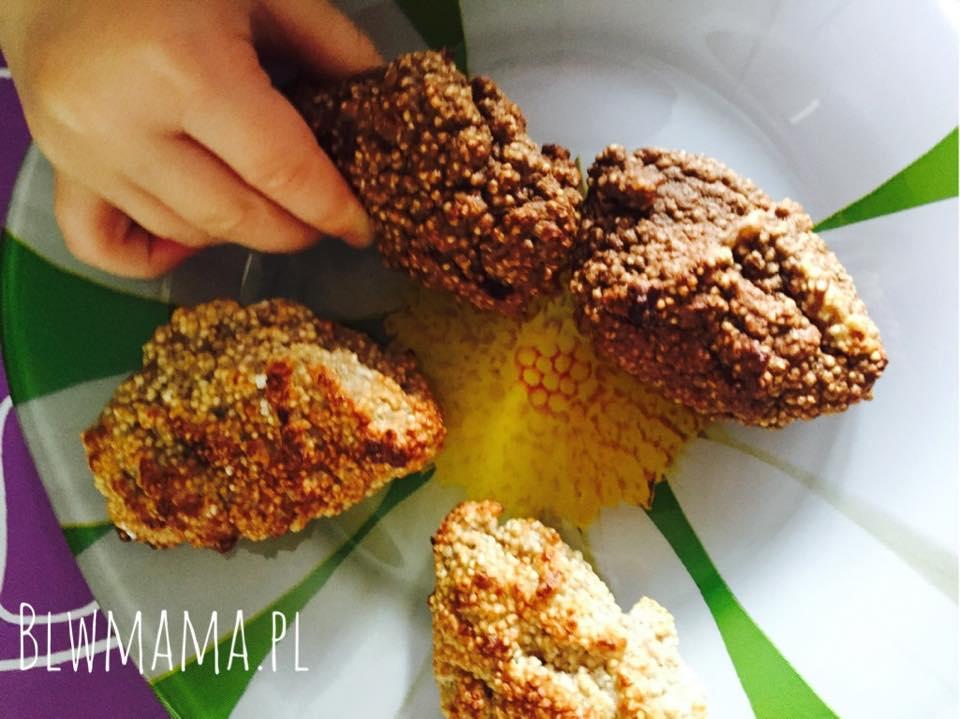 Amaranth cookies. Gluten-free, iron & magnesium rich snack