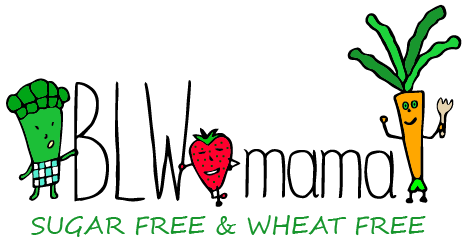 Easy & healthy recipes for BLW families.