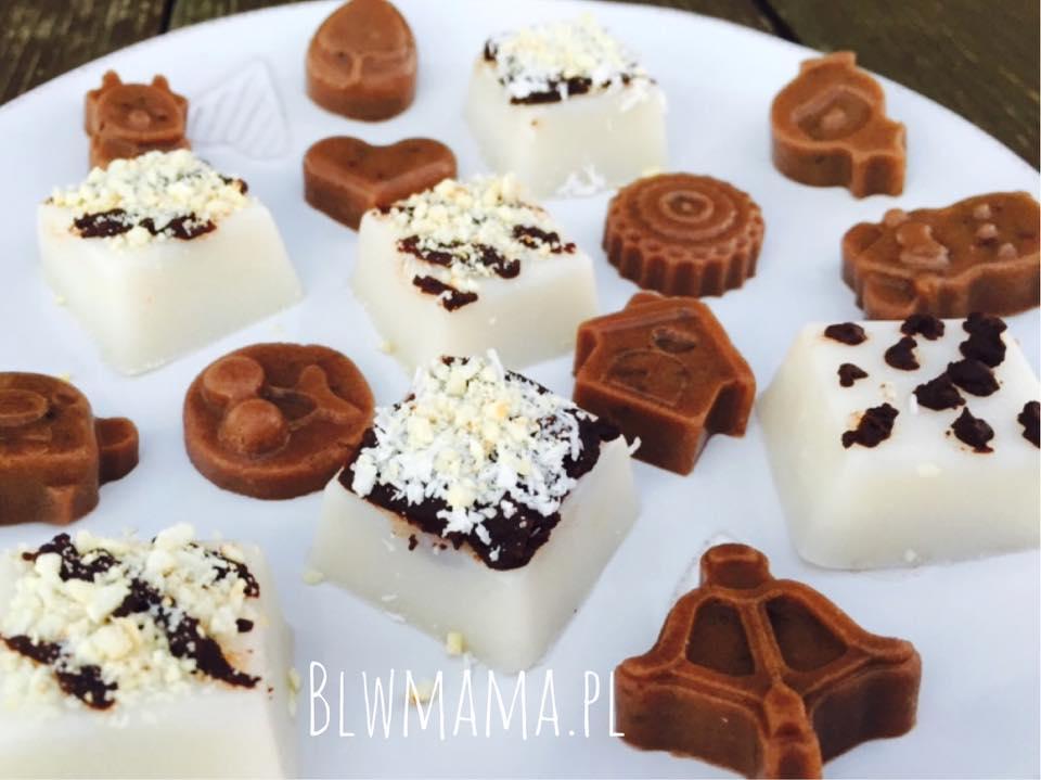 Ptasie mleczko w 5 minut! Słodka porcja zdrowego tłuszczu :-) BLW.