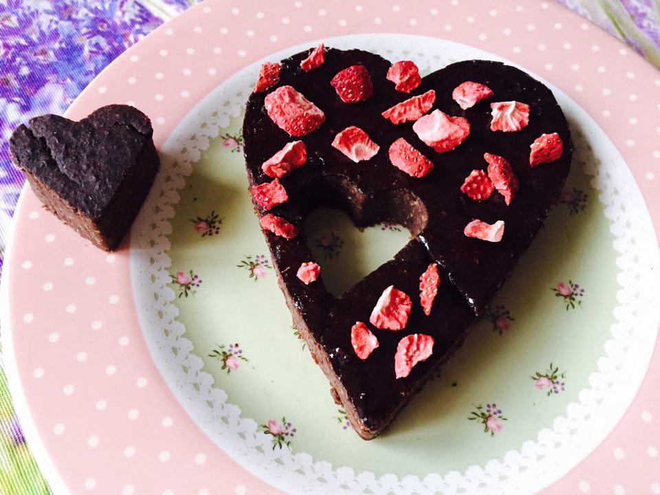 Brownie z ugotowanej kaszy jaglanej. Bardzo łatwe. BLW