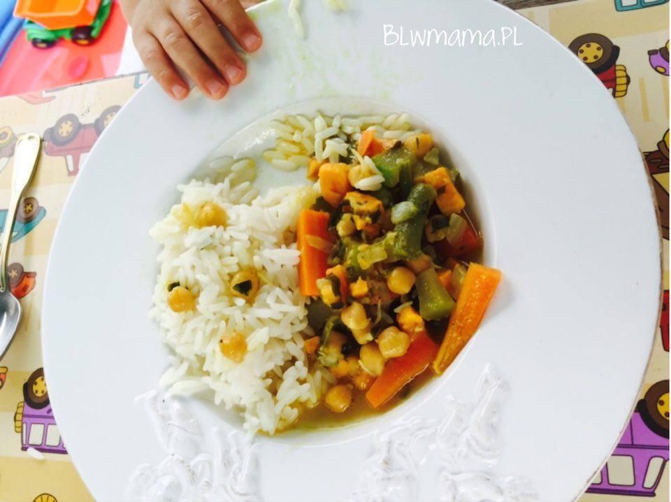 Pomysl Na Obiad Bez Miesa Blw Od Kuchni Rozwoj Dziecka Przez