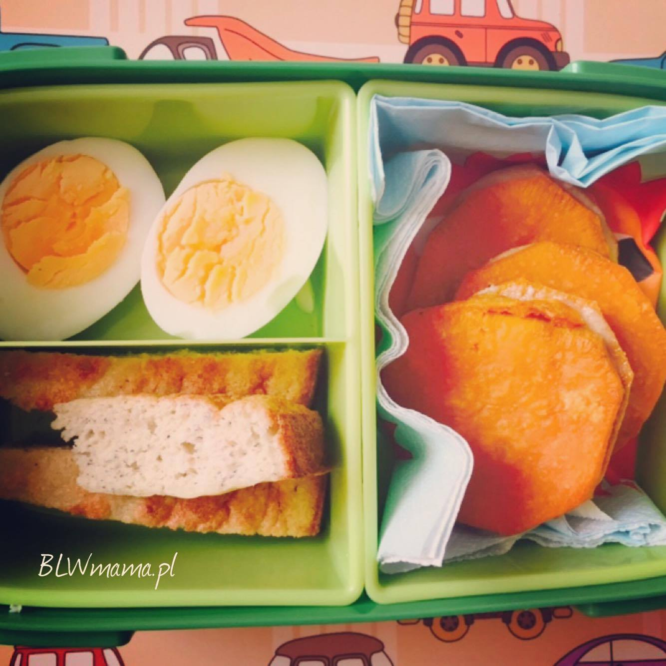 BLWbox bez chleba czyli co zamiast kanapek?