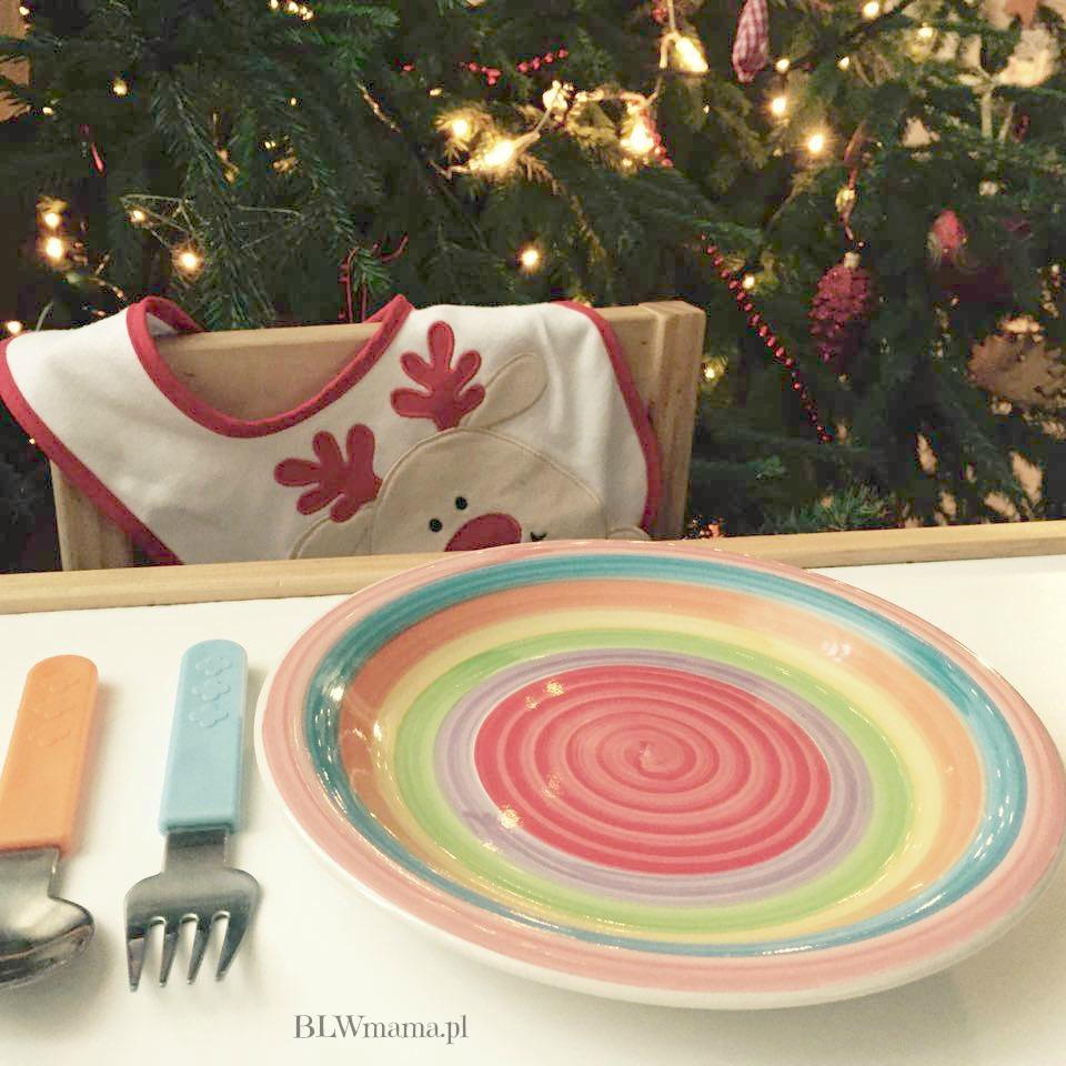 BLW przy świątecznym stole – możliwe?