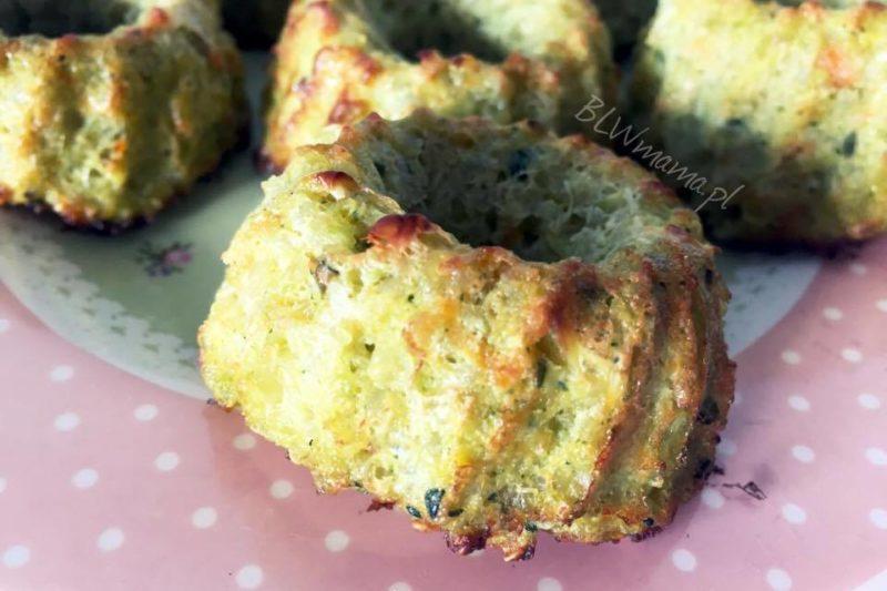 Warzywne MUFFINKI bez sera i mąki! Przepyszne :-) BLW