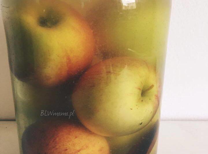Kiszone jabłka! BLW
