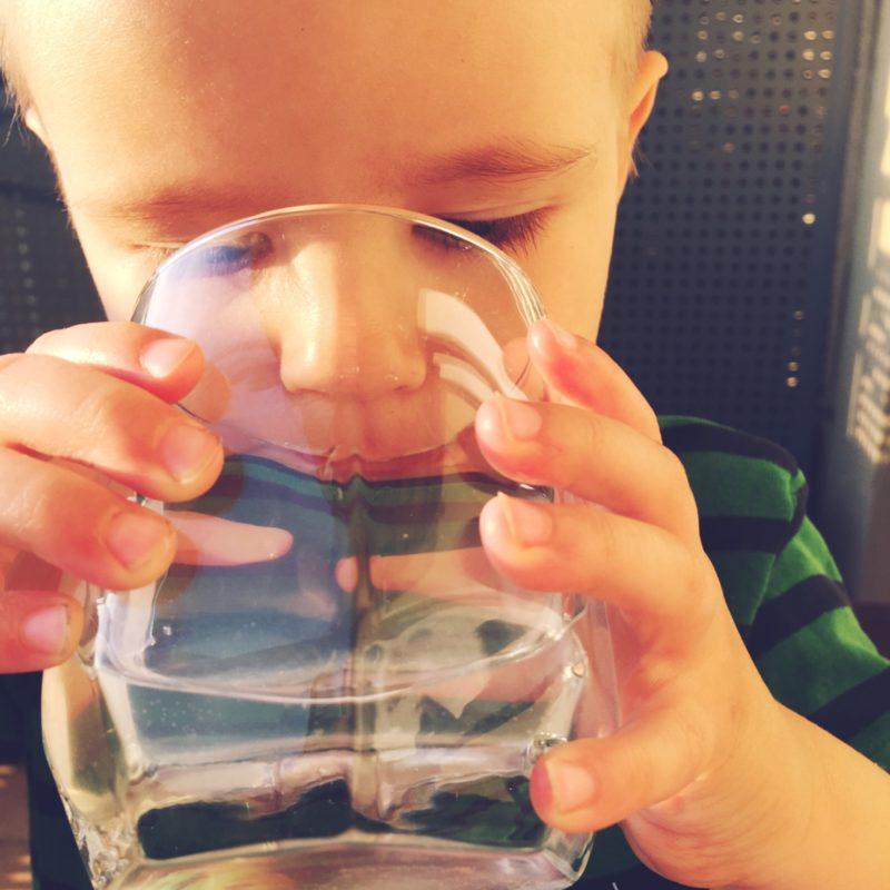 Dobra woda zdrowia doda, a na soczki uważaj! BLW