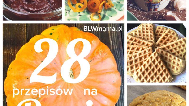 Dynia 28 Przepisow Blw Blw Od Kuchni Rozwoj Dziecka Przez Jedzenie